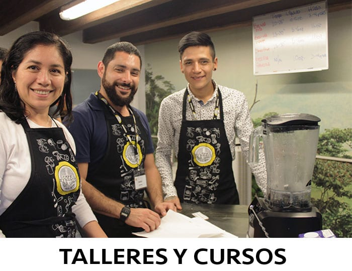 Cursos para baristas y talleres para cafeterías Etrusca