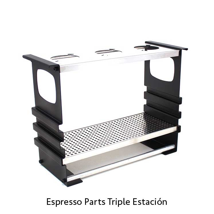 Espresso Parts Triple Estación