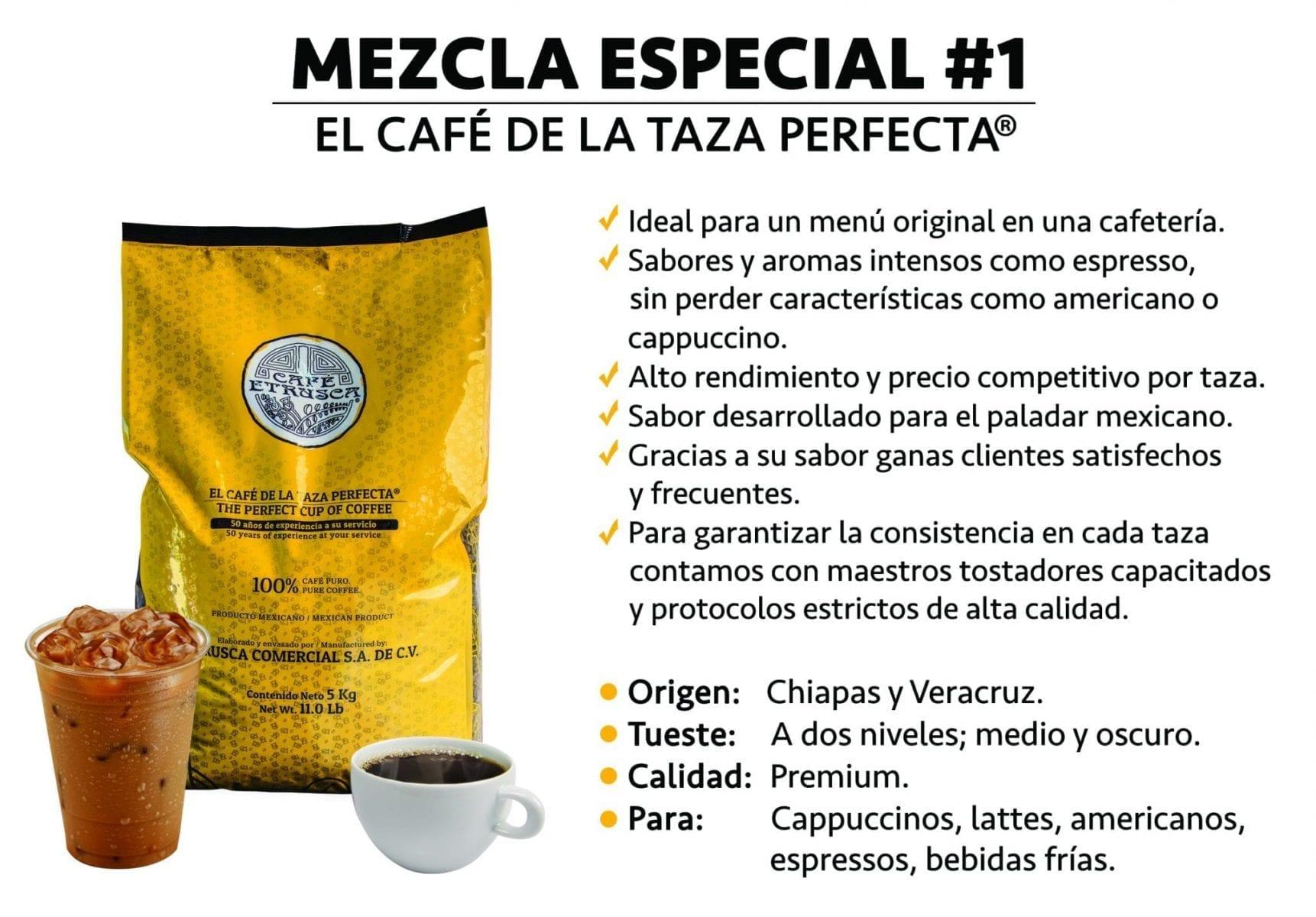 Mezcla Especial #1 Etrusca