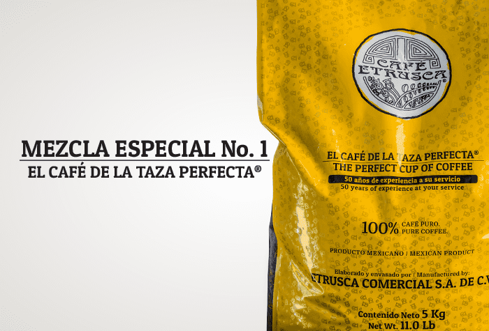 Mezcla Especial 1