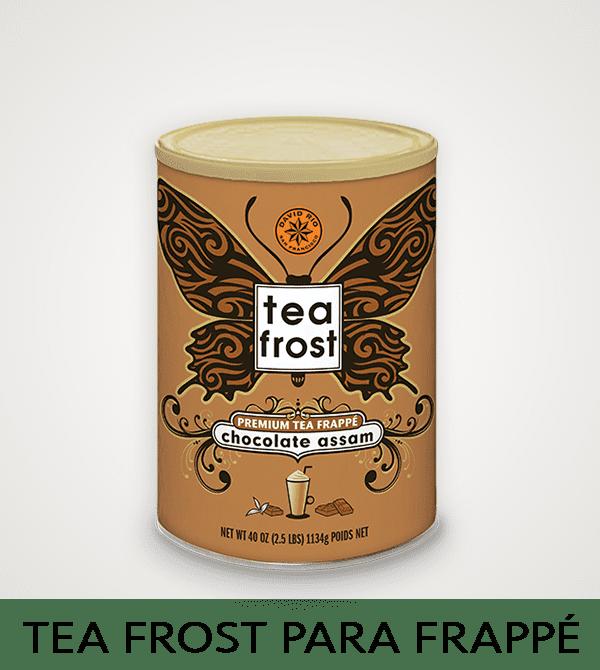 Tea Frost David Rio Bote Grande 1134 grs