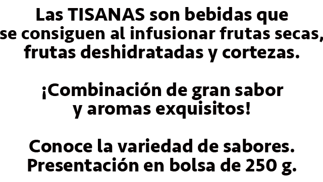 Tisanas Etrusca Descripcion