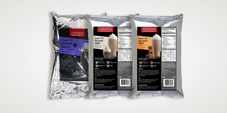 Cappuccine Productos