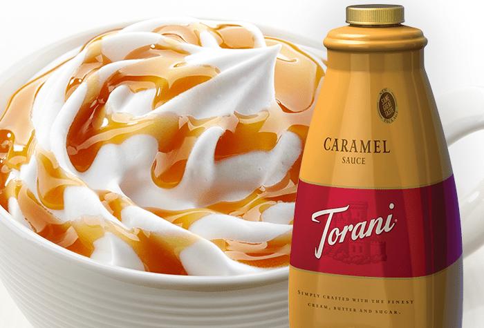 Salsas Torani