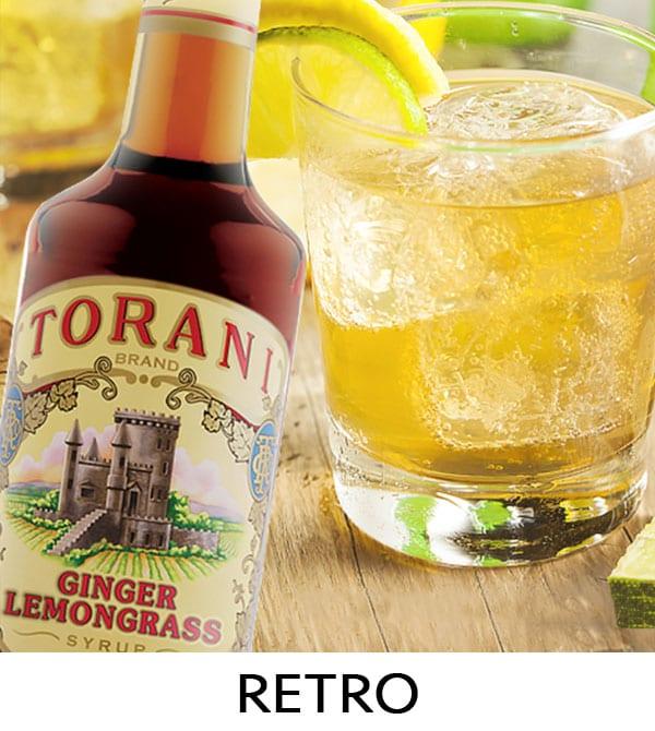 Torani Jarabe Retro