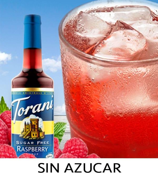Torani Sin Azúcar Sugar Free