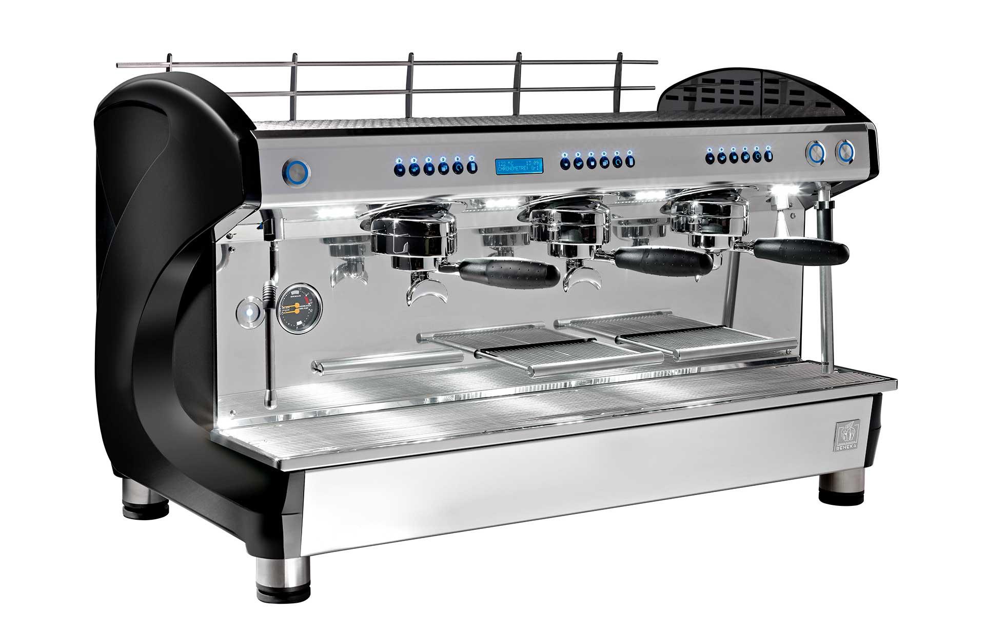 Maquinas de espresso Reneka
