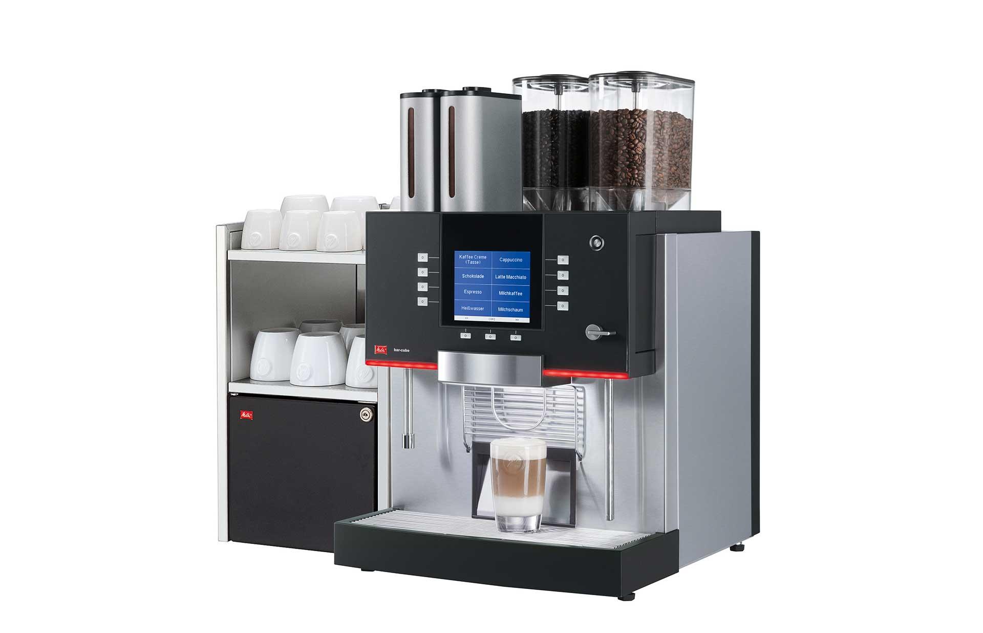 Maquinas de espresso Melitta
