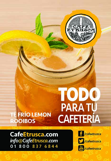 Té Frío Lemon Rooibos
