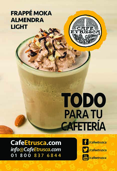Frappé Moka Almendra Light