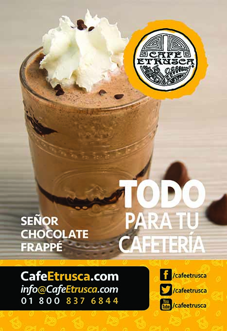 Señor Chocolate Frappé
