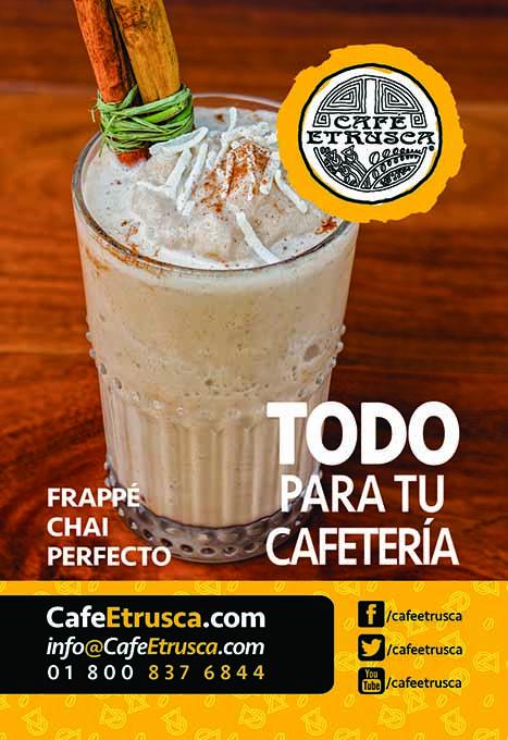 Frappé Chai Perfecto