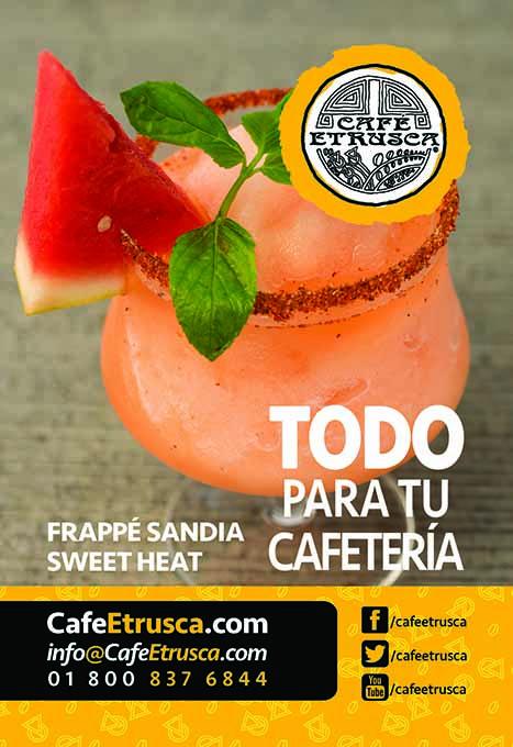 Frappé Sandia Sweet Heat