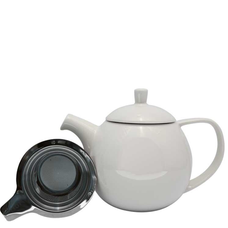 Accesorios para preparar té - Forlife Jarra infusora de cerámica 700 ml