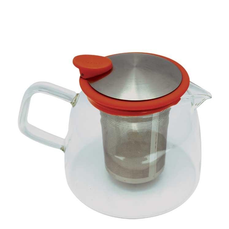 Accesorios para preparar té - Forlife Jarra infusora de vidrio 1280 ml