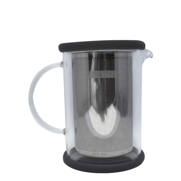 Accesorios para preparar té - Forlife Jarra infusora de vidrio 1420 ml