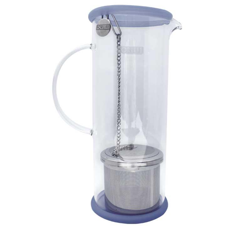 Accesorios para preparar té - Forlife Jarra infusora de vidrio 710 ml