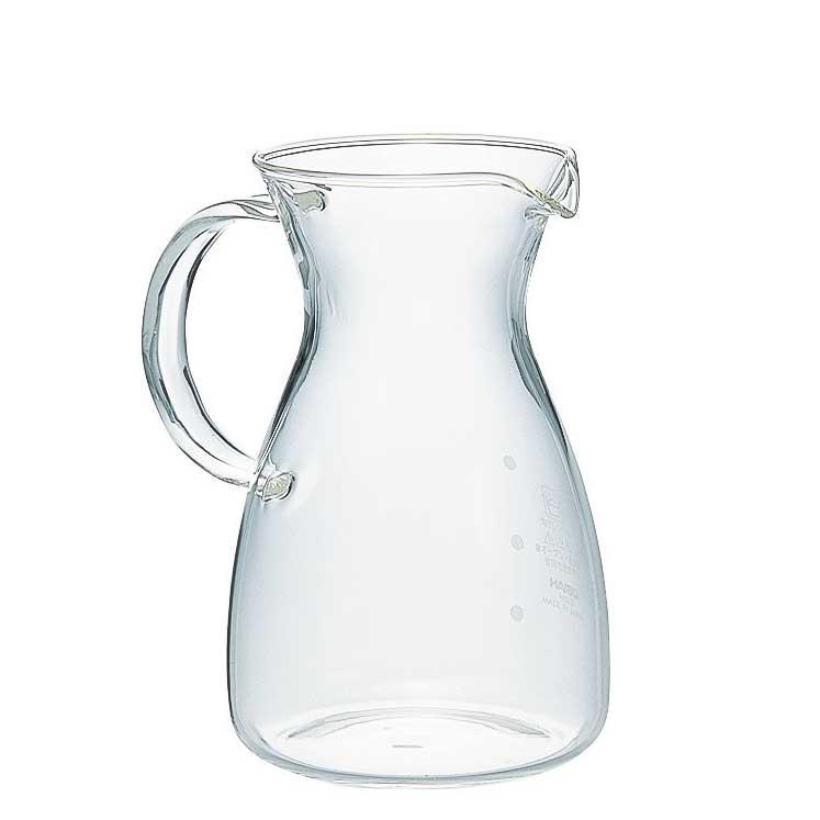 Accesorios para preparar té - Hario Decantador con asa termoresistente 400 ml