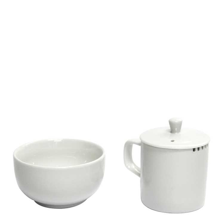 Accesorios para preparar té - Tiamo Set de Té 3 piezas