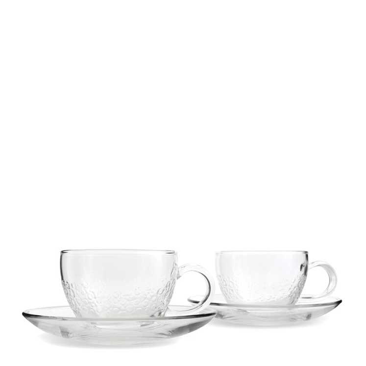 Accesorios para preparar té - Yama Glass Set 6 tazas