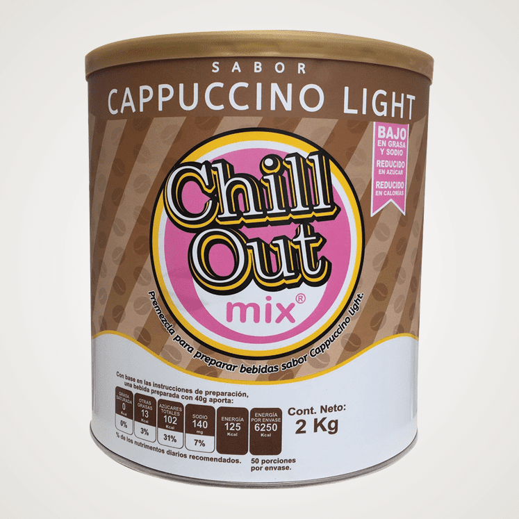 ChillOut Mix Light Cappuccino