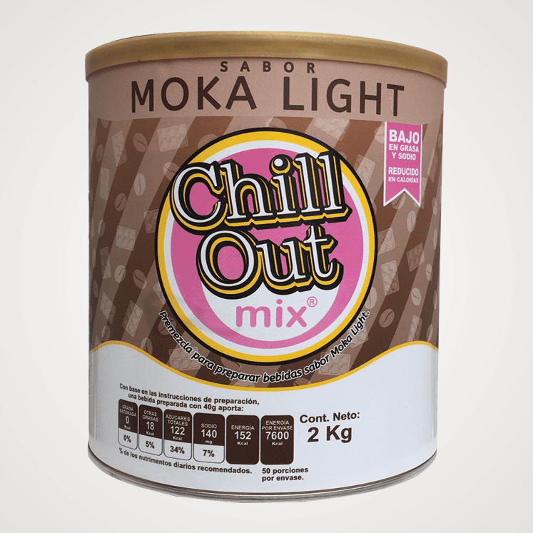 ChillOut Mix Light Moka
