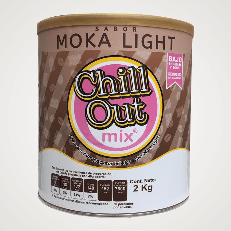 ChillOut Mix Light Moka