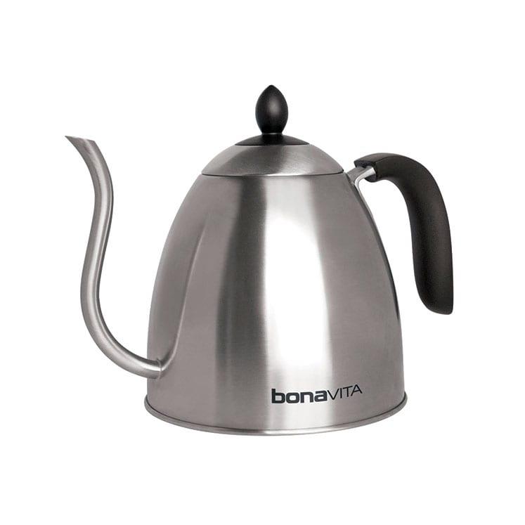 Bonavita gooseneck kettle jarra para agua de 1000 mililitros
