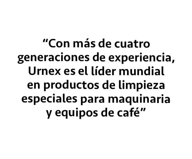 Accesorios de limpieza Urnex