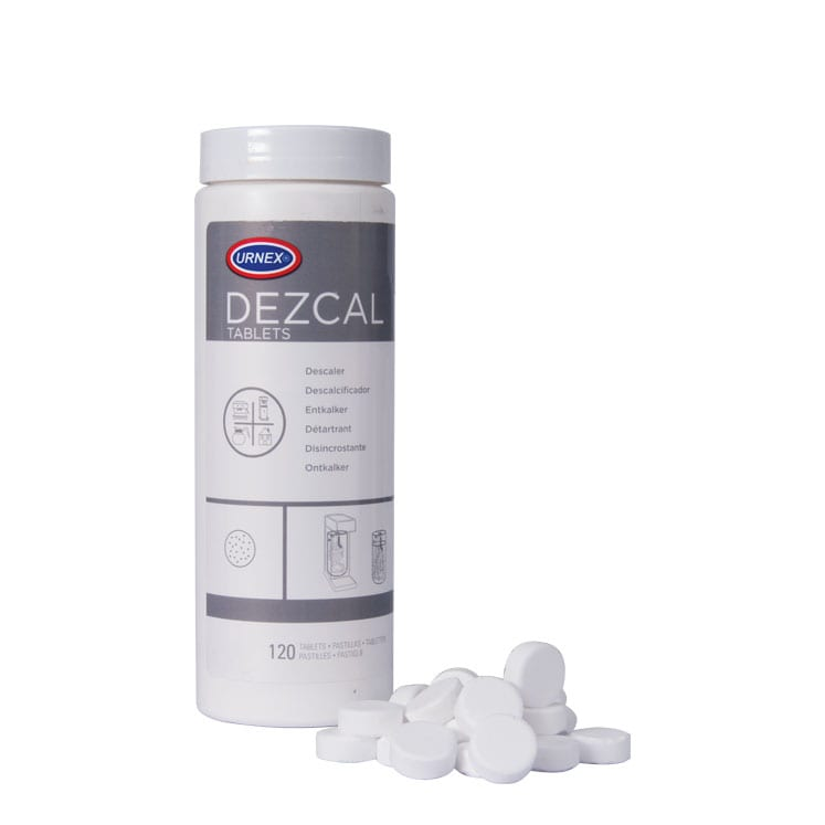Accesorios para limpieza Urnex DEZCAL
