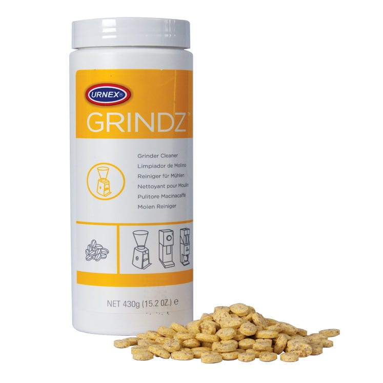 Accesorios para limpieza Urnex GRINDZ