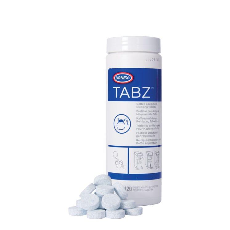 Accesorios para limpieza Urnex TABZ
