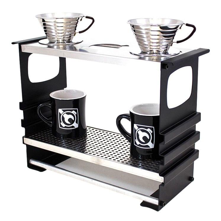Accesorios para barista Espresso Parts Triple Brew Station