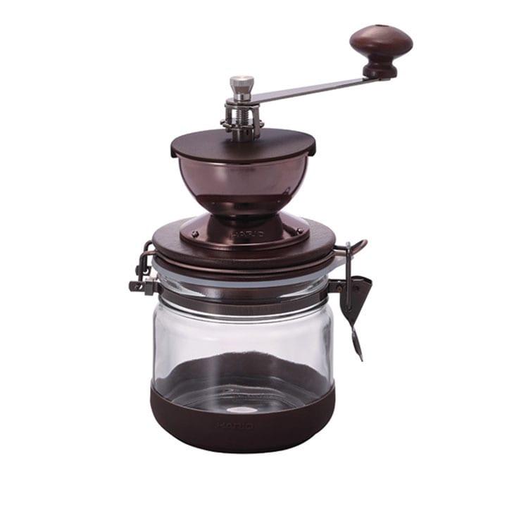 Hario molino de cafe con frasco CMHN-4 120 gr