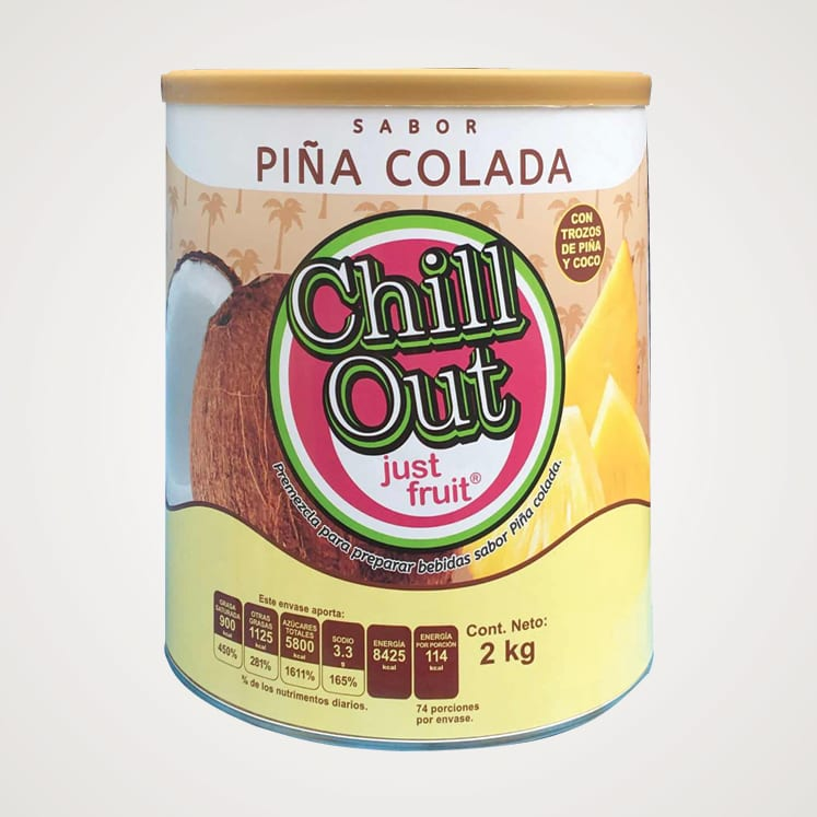 ChillOut Just Fruit Piña Colada