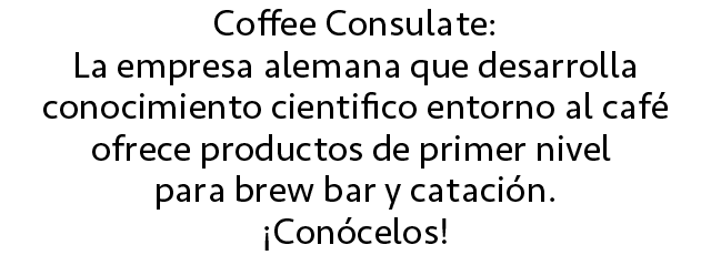 Descripción Coffee Consulate
