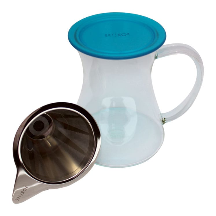 Forlife Drip Percoladora de Vidrio 355 ml