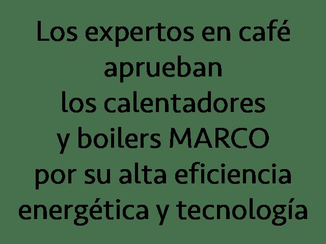 Marco Boiler y Calentadores Descripción
