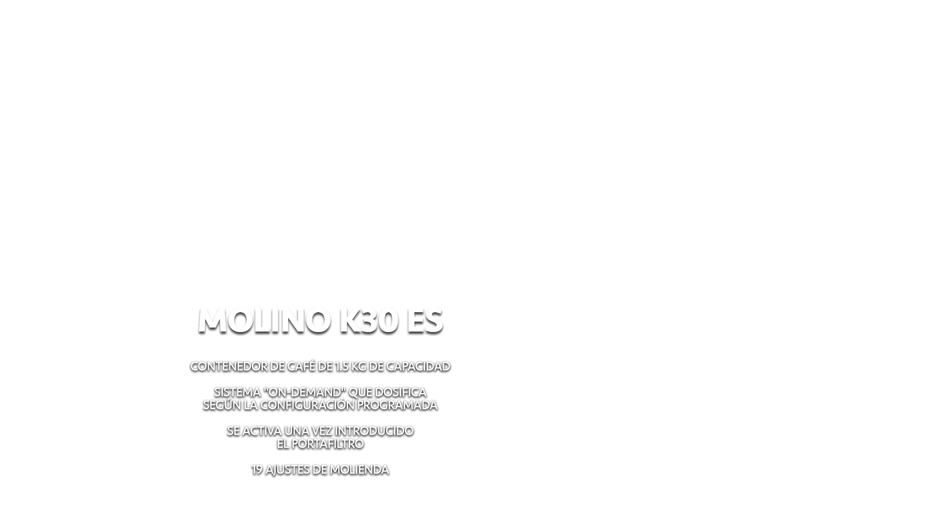 Molino K30 ES Reneka Titulo