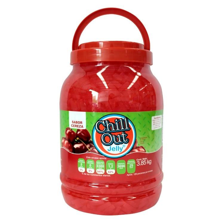 ChillOut Jelly Cereza