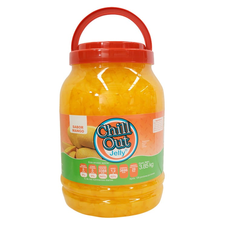 ChillOut Jelly Mango