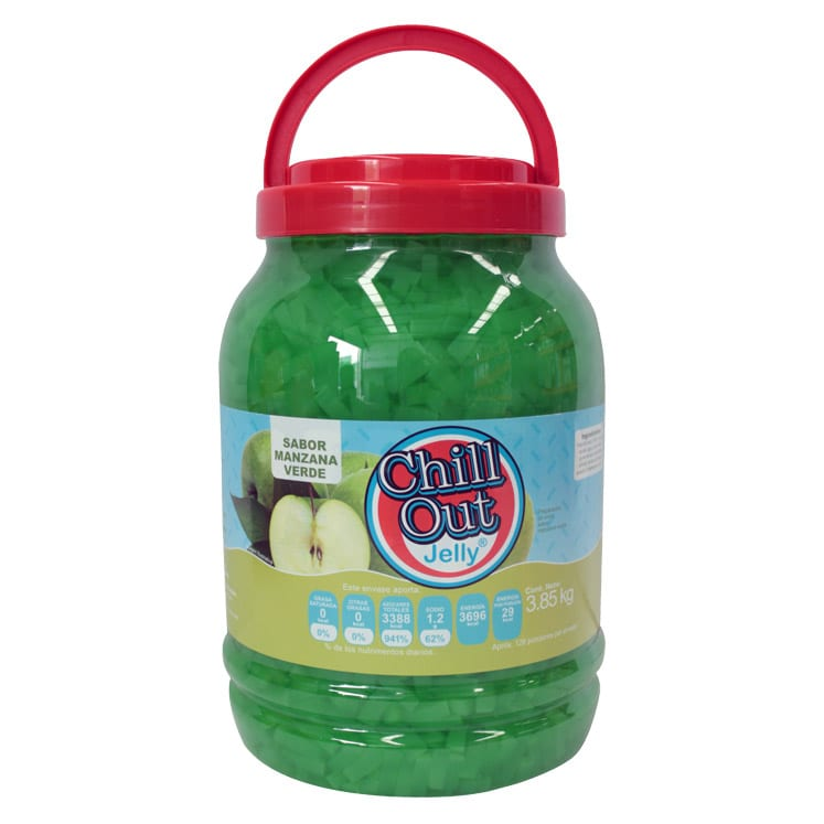 ChillOut Jelly Manzana Verde