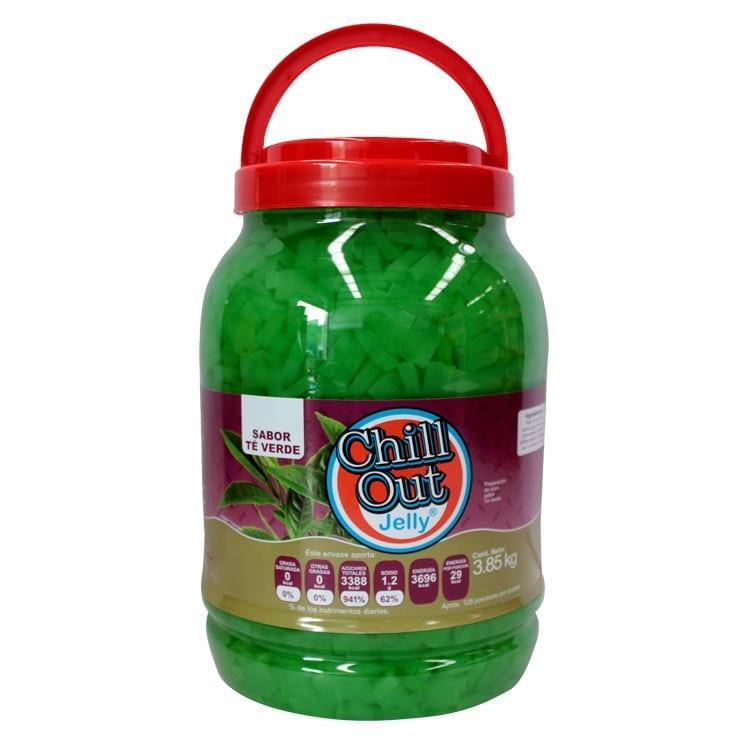 ChillOut Jelly Té Verde