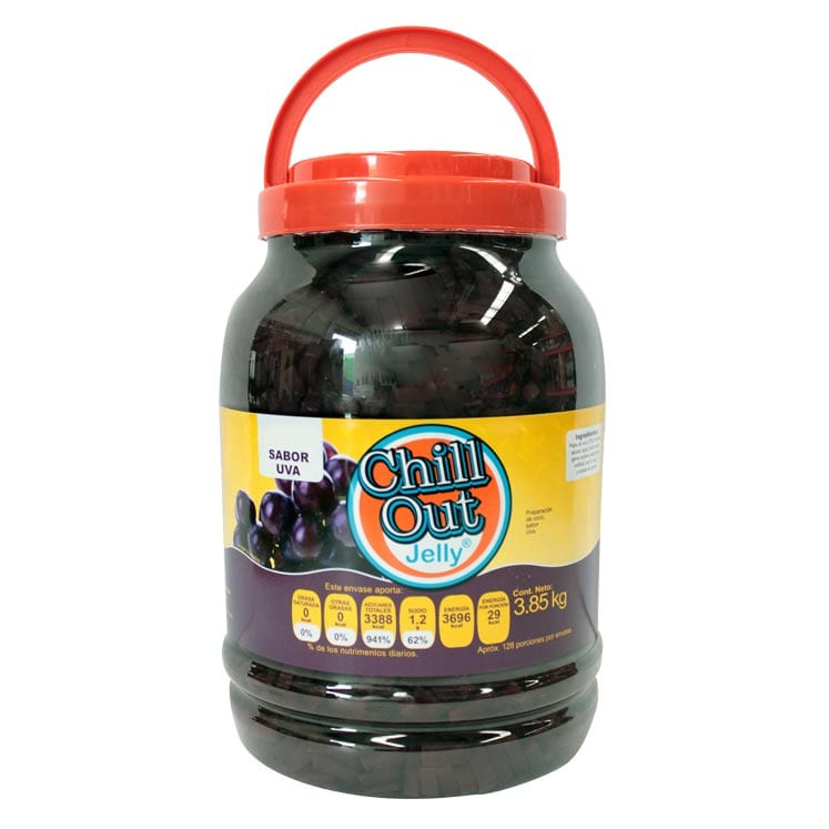 ChillOut Jelly Uva