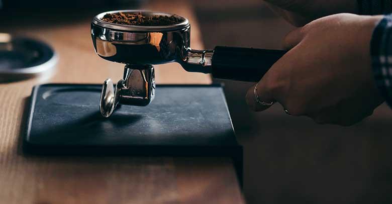 Accesorios Para Cafeterías - Cojín para compactar