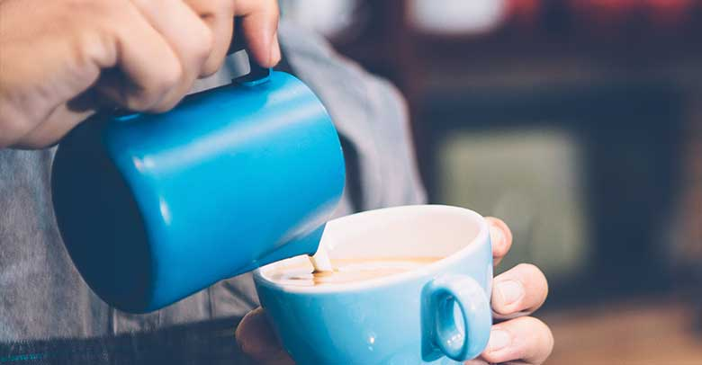 Accesorios Para Cafeterías - Jarras para arte latte