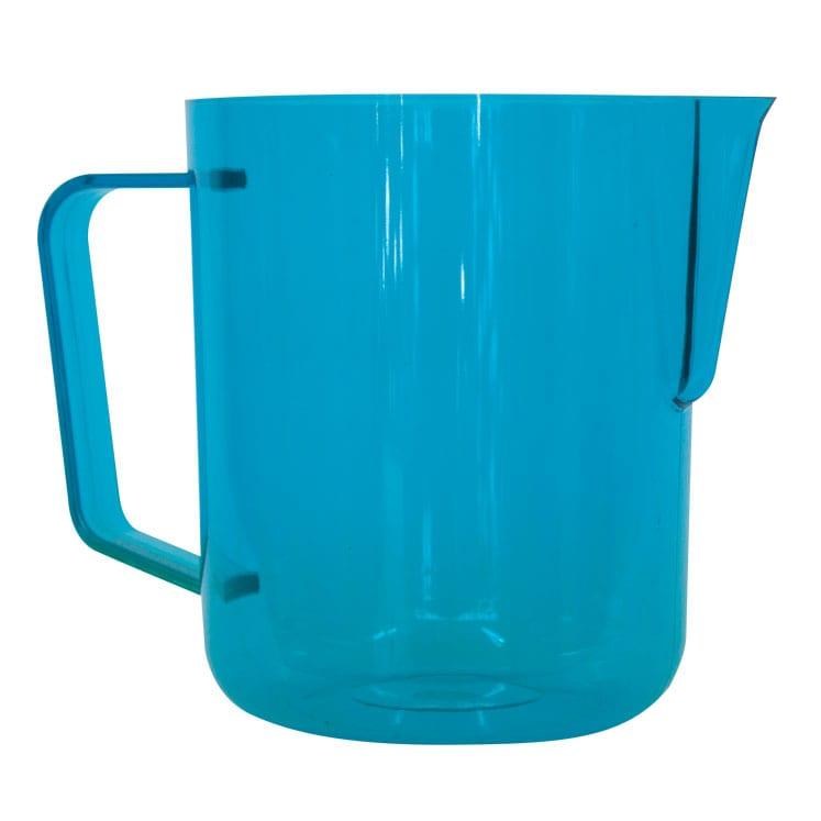 Jarras para espumar leche Earth plastico altamente resistente