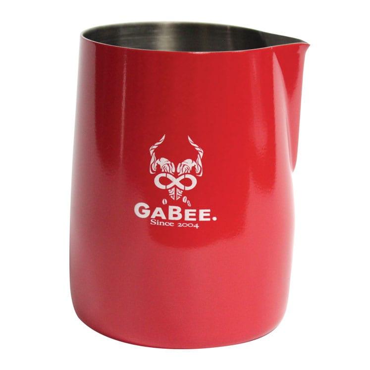 Jarras para espumar leche Gabeee sin asa