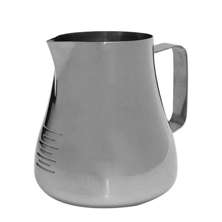 Jarras para espumar leche Toroid Acero