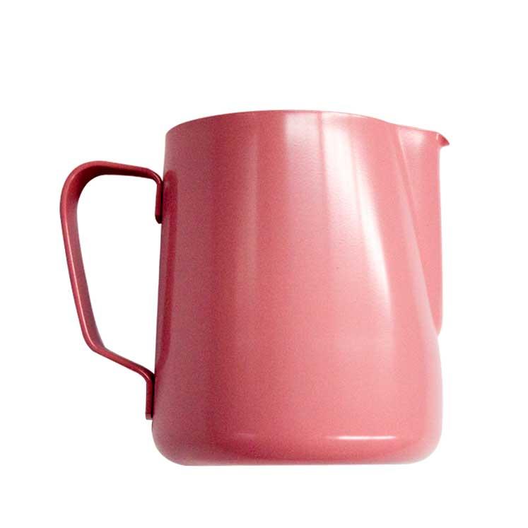 Jarras para espumar leche Wingkin Rosa